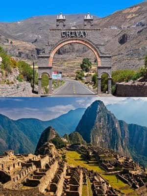 Chivay to Cusco
