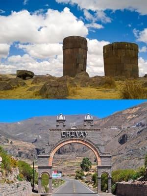 De Puno à Chivay