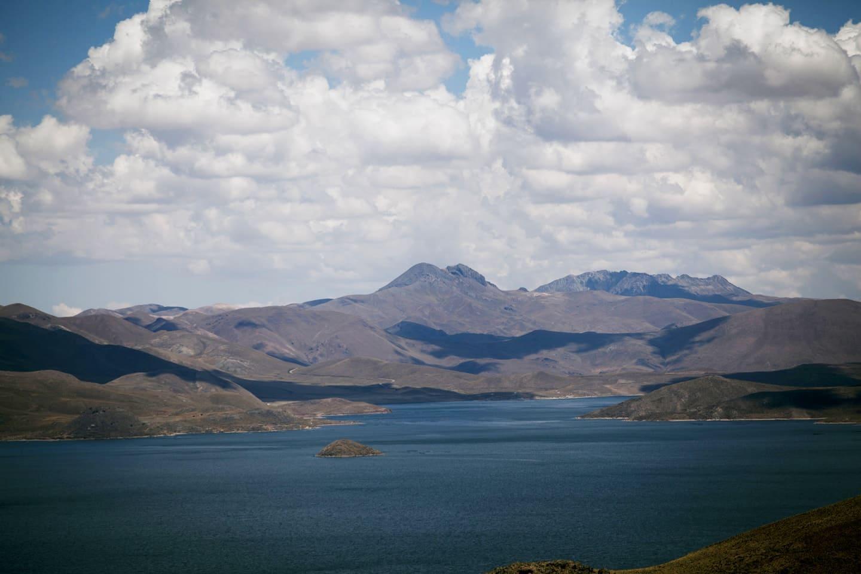 Lagunillas - Conjunto de lagos en Perú