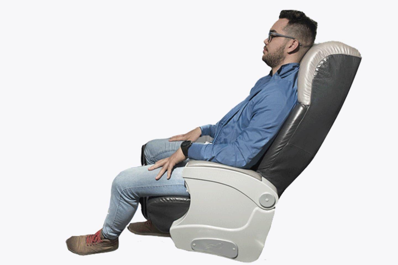 Asientos reclinables para mayor comodidad.