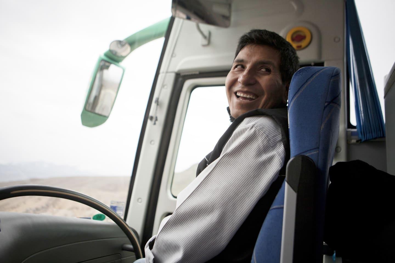 La mejor calidad y servicio para nuestros más queridos pasajeros.