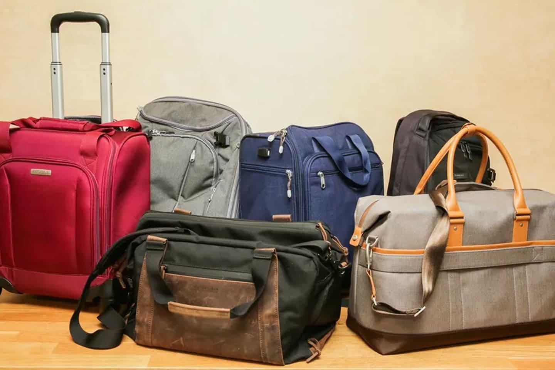 Guarde su equipaje en nuestro amplio espacio de almacenamiento. Siempre te sentirás seguro con nosotros.